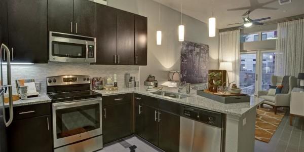 Moda Dallas Luxury Apartments